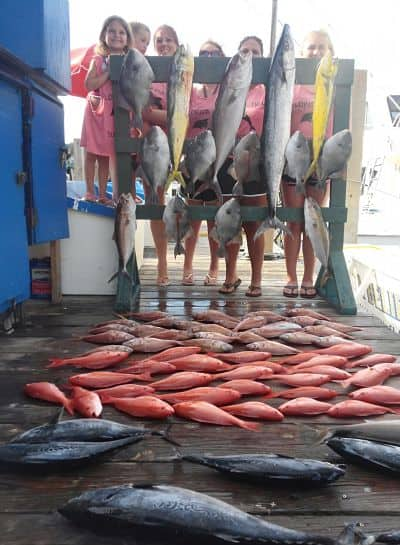 Red Snapper Panama City