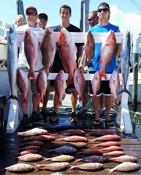 2015 fishing report panama city