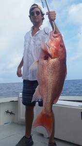 Big Red Snapper Private Charters Sportfishing